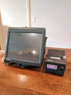 Micros E7 POS Terminal with Thermal-88 Printer and Till