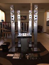 SAMSUNG 7.1CH Blu-ray Home Ent System (HT-F9750W) Barden Ridge Sutherland Area Preview