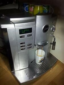 Jura Impressa S95 Coffee Machine Thirroul Wollongong Area Preview