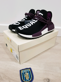 Adidas Human Race NMD Pharrell Holi (Core Black) - 7US -