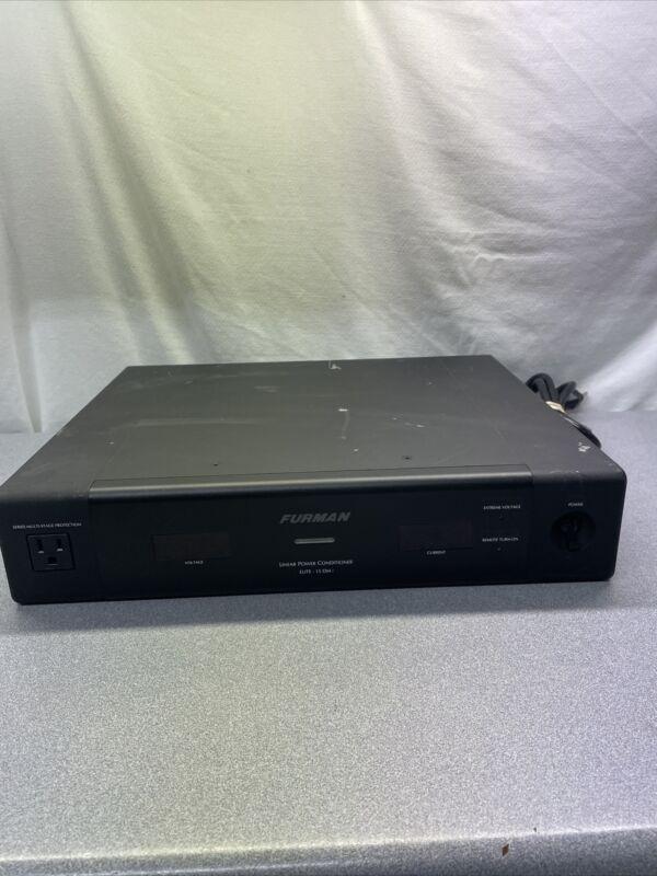Furman Elite-15 DMi Linear Power Conditioner - 103604211