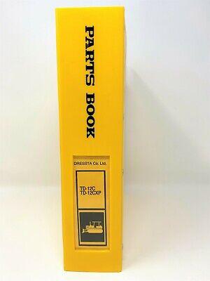 Bepb003701 Dressta Dresser Td12c Td12cxp Crawler Tractor Parts Manual