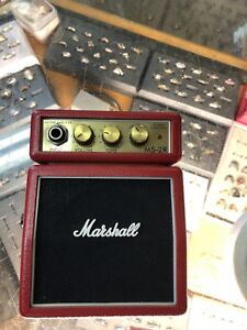 Marshall ms-2r mini amp