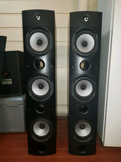 PSB image T6 - Canadian made floorstanding speakers