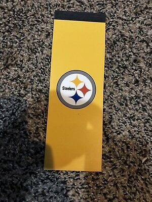 2018 PITTSBURGH STEELERS SEASON TICKET BOOK STUB SET PATRIOTS CHIEFS NONE VOIDED