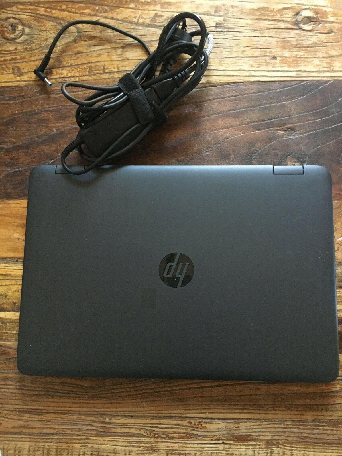 Laptop Windows - HP Pro Book 650G2 15.6'' i3 6100U 2.3GHz 4GB 128G SSD Window 10