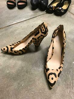 77eef1c3cc BRAND NEW!! Wittner Leopard print 'Topper' heels | Women's Shoes ...