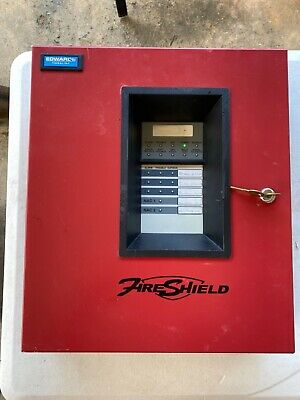 Edwards Fire Shield 3 Zone Panel