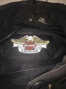 Harley Davidson/fxr riding jacket