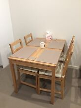Kitchen table and chairs Yokine Stirling Area Preview