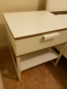2 bedside Table IKEA Middleton Grange Liverpool Area Preview