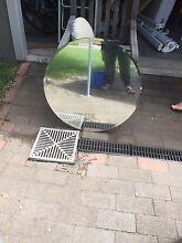 Round mirror Bar Beach Newcastle Area Preview