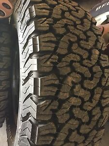 285/75/16 BFGoodrich All-terrain