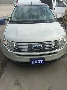2007 Ford Edge SLE awd
