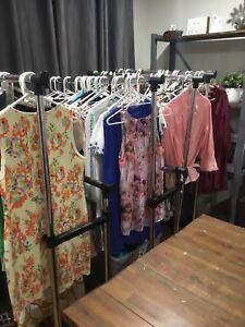 Huge clothing sale