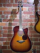 Good Condition - Yamaha FGX720SC Guitar Elwood Port Phillip Preview