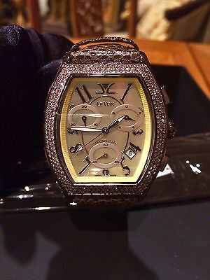 Incredible Diamond Le Vian Plus Stuhrling Watch Free  Best Deal Youll Find