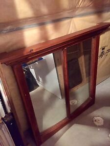 Pine mirror for sale!