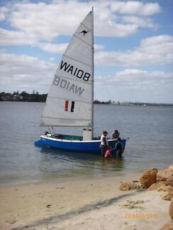 Great Family Sailing boat Kelmscott Armadale Area Preview