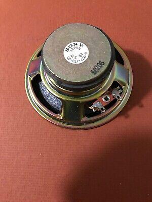 Original Speaker for SONY Receiver Model No ICF-2010/2001D, Good Condition.