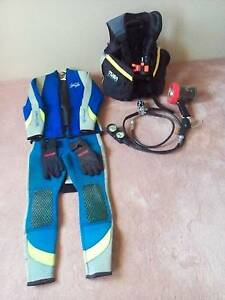 Scuba equipment Kingsley Joondalup Area Preview