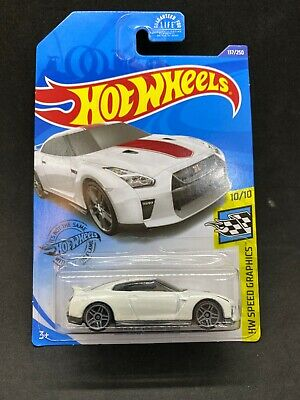 Hot Wheels 2020 '17 Nissan GT-R (R35) 2020 Model 50 Anniversary Version JDM New