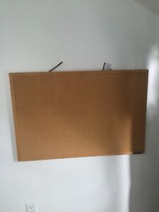 Cork board! Great for students