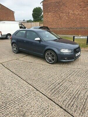 Audi A3 2.0tdi 3 door full leather