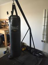 Boxing Bag and Stand Gungahlin Gungahlin Area Preview