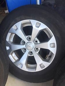 Tyres and Wheels for Triton Manly Brisbane South East Preview