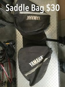 Yamaha Motorcycle Saddle Bag