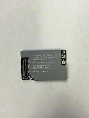 Apple PowerBook G4 15'' A1138 Airport Extreme/ Bluetooth Board 661-3614 631-0170 Powerbook G4 Bluetooth