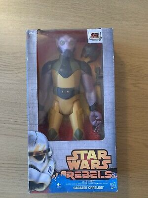 "Star Wars Rebels Hero Series Garazeb Zeb Orrelios 12"" Figure"