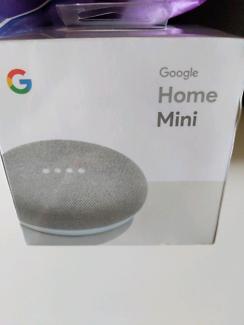 Google home mini. Brand new in box