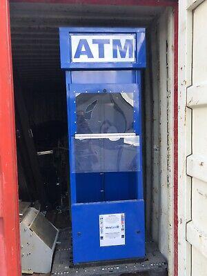 Atm Machine Enclosure