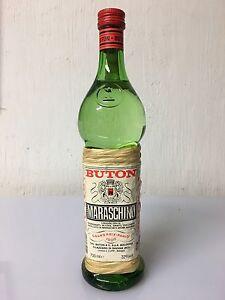 Gio-Buton-Liquore-Dolce-Maraschino-70cl-32-Vol-Vintage