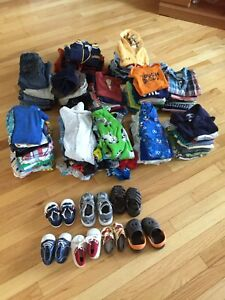 Boys infant clothes size 6 to 12 months