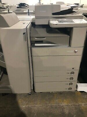 Canon Imagerunner Advance Ir-adv C5240 Copier Only 68331 Pages With Finisher