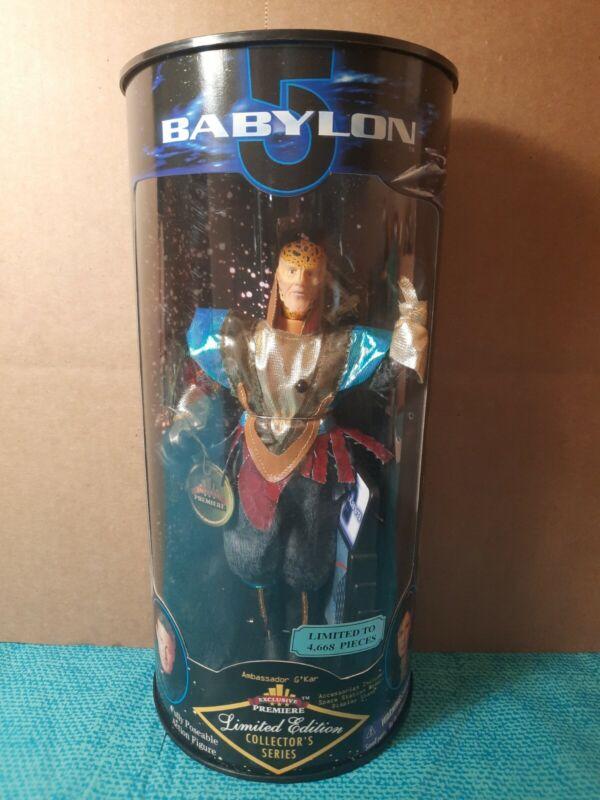 Babylon 5 Ambassador G