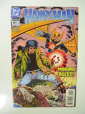 VINTAGE! DC Comics Hawkman #7 (1993)