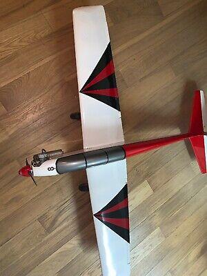 "64"" RC Aeroplane Aircraft Plane Used With Engine"
