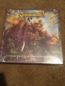 Brand New storm the castle Board game