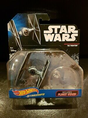 "Hot Wheels Star Wars Starships ""BLACK CARD"" Series - Tie Fighter"