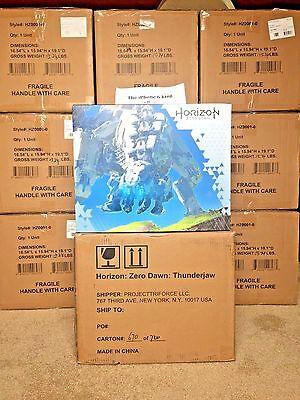 Horizon Zero Dawn: THUNDERJAW COLLECTION -Collector's Edition Statue New PRESALE