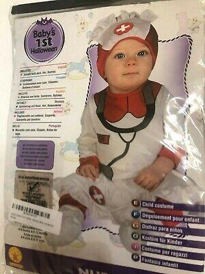Doctor Halloween Ideas (Infant Doctor, Physician, Nurse Costume Halloween Cute Baby Bodysuit Gift)