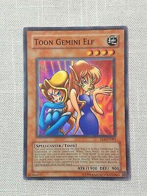 ORICA Yugioh Gemini Elf Ultra Rare UR T3-04 dds-001