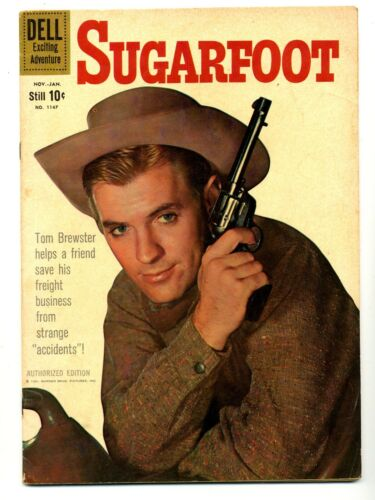 Four Color #1147     Sugarfoot
