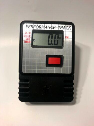 Nordic Track Ski Machine Performance Track Monitor Computer - Works! Ships FREE!