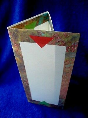 Masterpiece Papers - A4 Tri-fold sheets ready for over-printing. 100 pces. A4 Paper Folding
