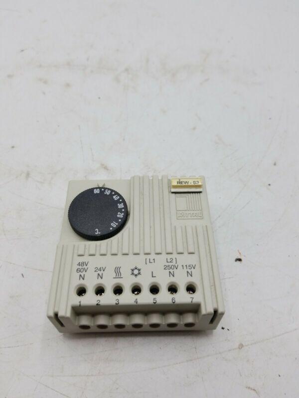 Rittal SK 3110 Adjustable Enclosure Thermostat